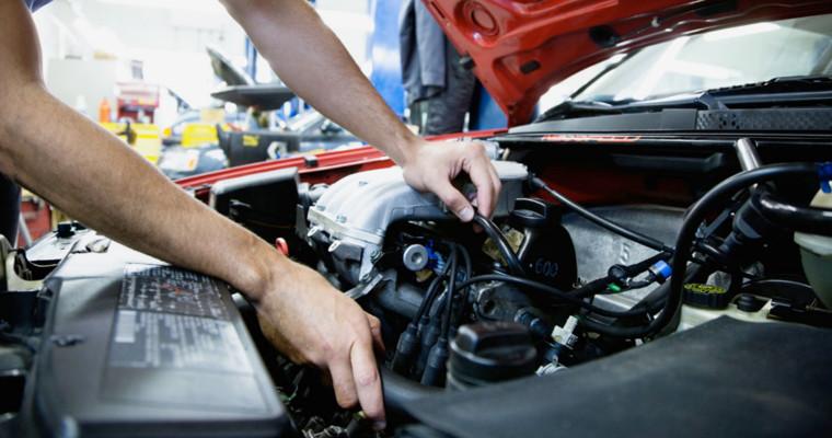 Servizio di Riparazione elettronica auto