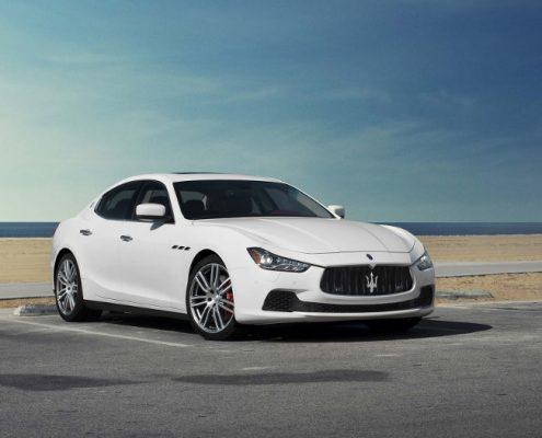 Cubicatura Consolle Maserati Ghibli