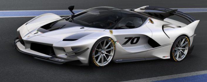 nuova Ferrari FXX-K Evo